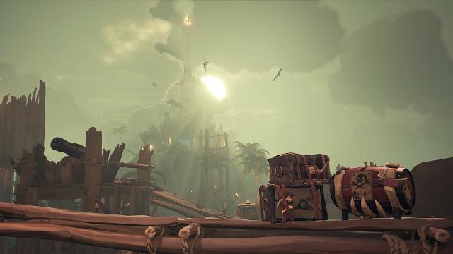 Новое бесплатное дополнение для Sea of Thieves выйдет завтра – подробности