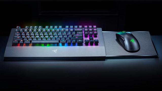 Первая информация о клавиатуре и мыши для Xbox от Razer