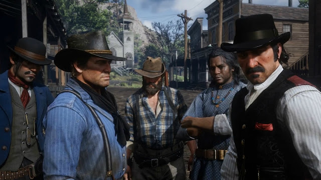 Завтра стартует публичное тестирование мультиплеера в Red Dead Redemption 2