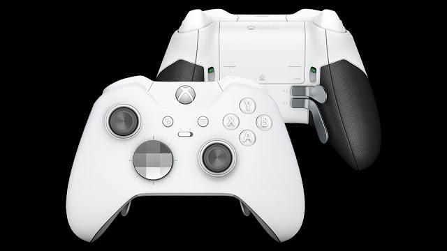 Белый элитный геймпад Xbox One поступил в массовую продажу в России