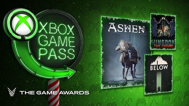 7 игр будут добавлены в Xbox Game Pass в декабре, из них 4 новинки