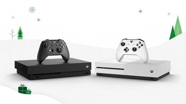 Новогодняя распродажа Xbox в России: скидки на геймпады, консоли, подписки, игры