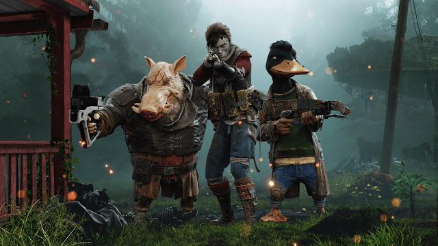 Игра Mutant Year Zero: Road to Eden теперь доступна бесплатно по Xbox Game Pass