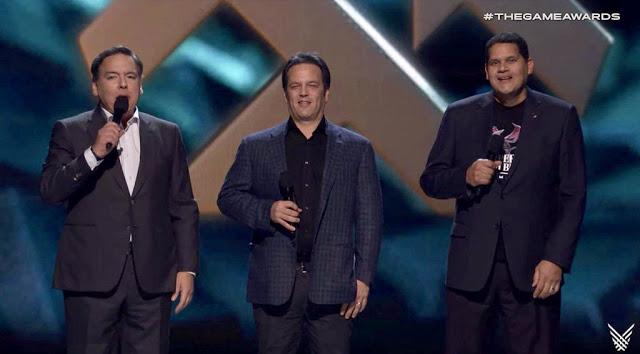 Аарон Гринберг: Никогда не думал, что увижу Playstation, Xbox и Nintendo на одной сцене