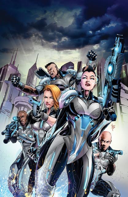 Серия комиксов по франшизе Crackdown будет запущена в феврале