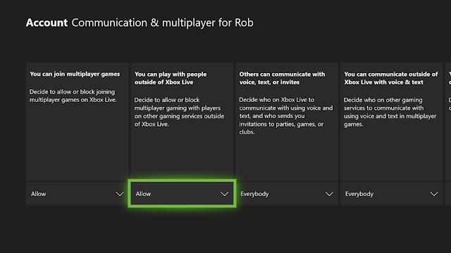 Microsoft расширила родительский контроль на Xbox One настройками кросс-платформенности