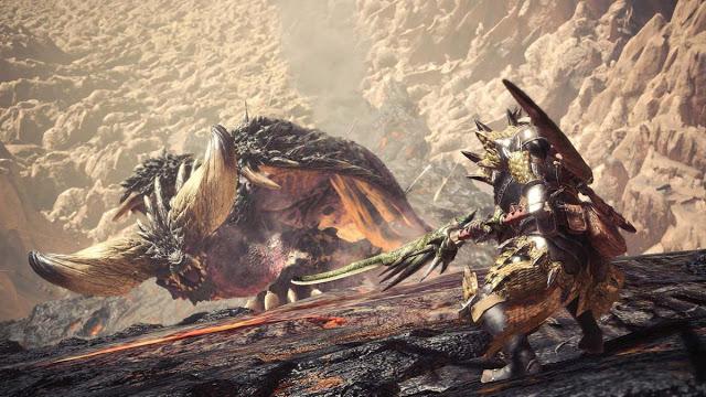 Бесплатная пробная версия Monster Hunter: World стала доступна на Xbox One