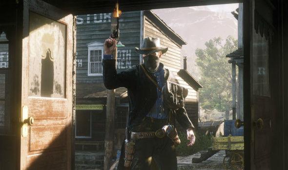 Чит-коды в Red Dead Redemption 2 на Xbox One