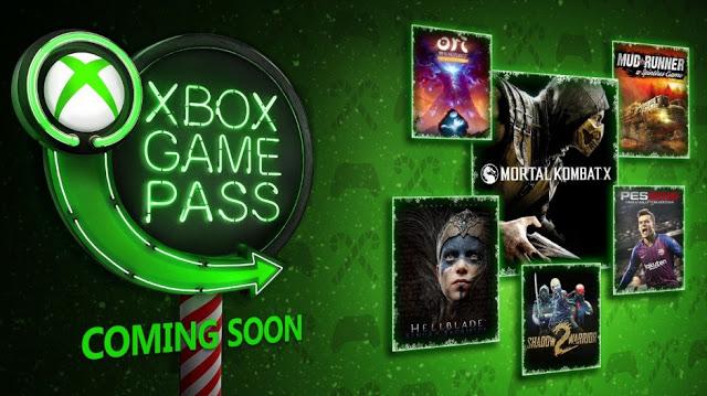 Mortal Kombat X, PES 2019 и еще пару игр добавят в подписку Xbox Game Pass