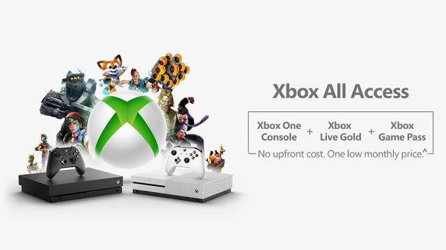 Xbox All Access будет расширяться в 2019 году