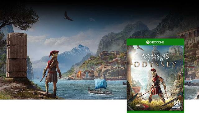 Новогодняя распродажа дисков для Xbox One
