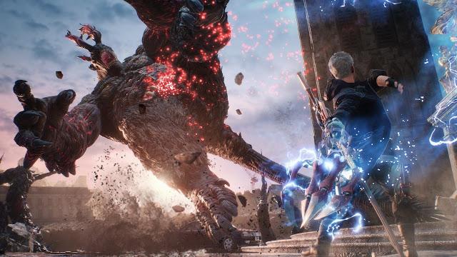 Демо-версия Devil May Cry 5 доступна на Xbox One