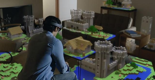 Microsoft получила крупный заказ по поставке HoloLens в армию США