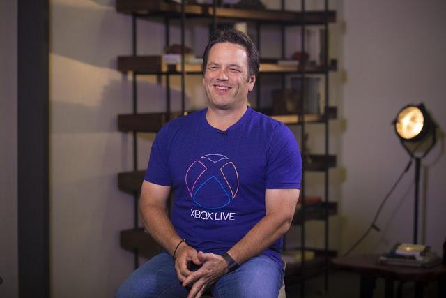 Фил Спенсер прокомментировал отсутствие анонсов новых игр на X018