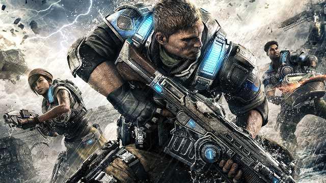 Разработчики Gears of War работают над новым IP