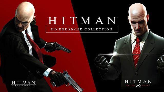 Анонсирован сборник Hitman HD Enhanced Collection с переизданием классики