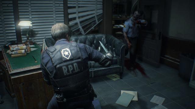 Демо-версия Resident Evil 2 доступна для бесплатной загрузки на Xbox One
