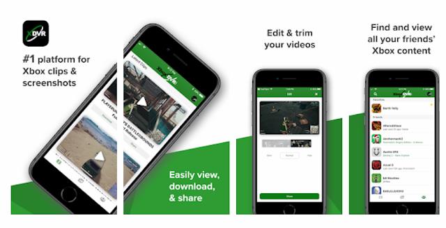 Приложение XboxDVR стало доступно для Android и iOS