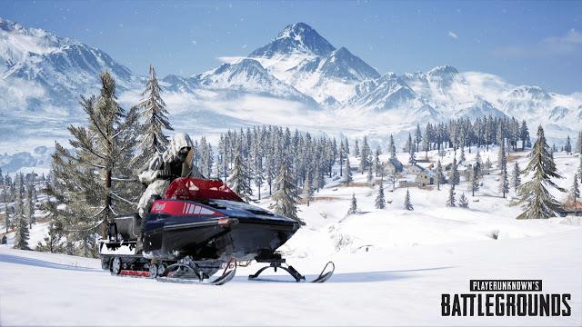 Зимняя карта Vikendi теперь доступна в PUBG на Xbox One