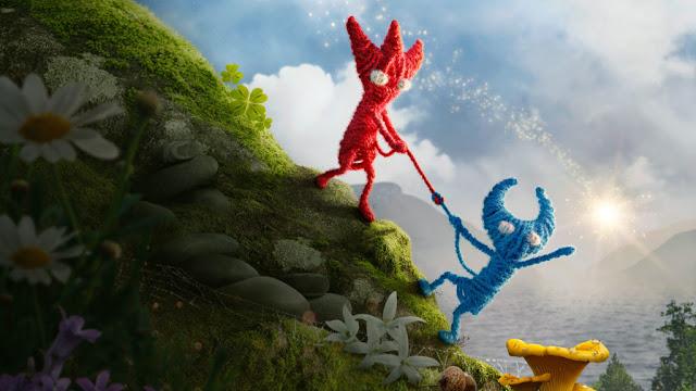 Игра Unravel Two теперь доступна бесплатно в EA Access