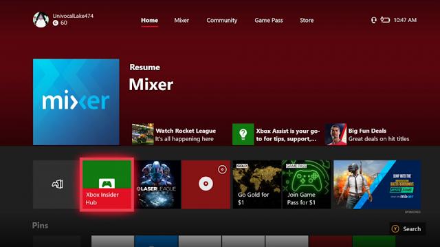 В тестовой версии прошивки Xbox One кардинально обновилась клавиатура