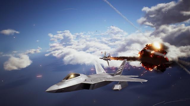 Ace Combat 7 работает на Playstation 4 Pro лучше, чем на Xbox One X