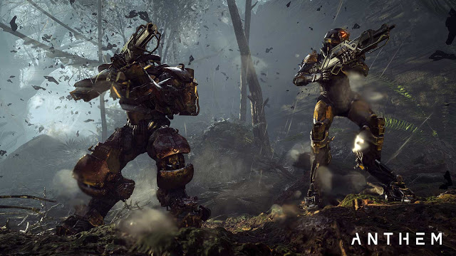 Опубликован геймплей Anthem с полным прохождением одной миссии