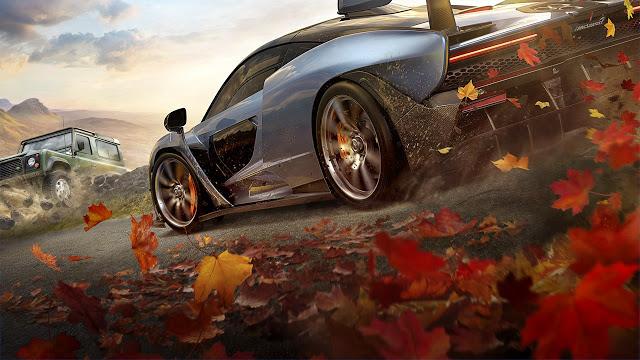 Новый режим в Forza Horizon 4 станет доступен завтра