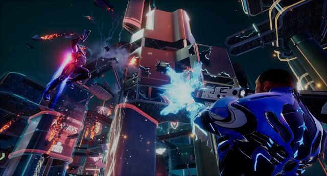 Разработчики Crackdown 3 объяснили, почему в мультиплеере сражения 5х5 игроков