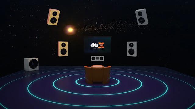 Xbox One получит поддержку современной технологии звучания DTS:X