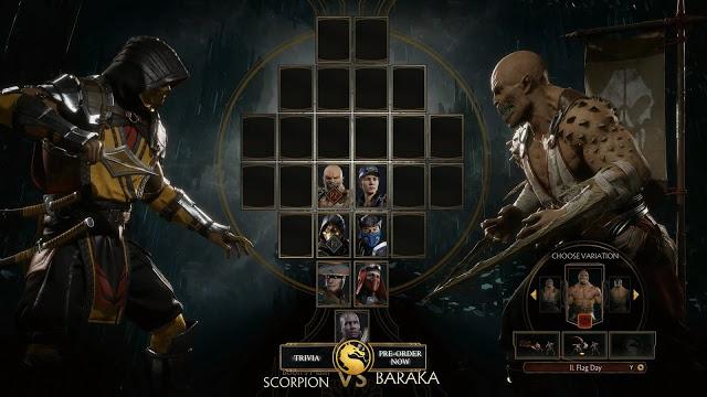 Бета-версия Mortal Kombat 11 будет доступна только на Xbox One и Playstation 4