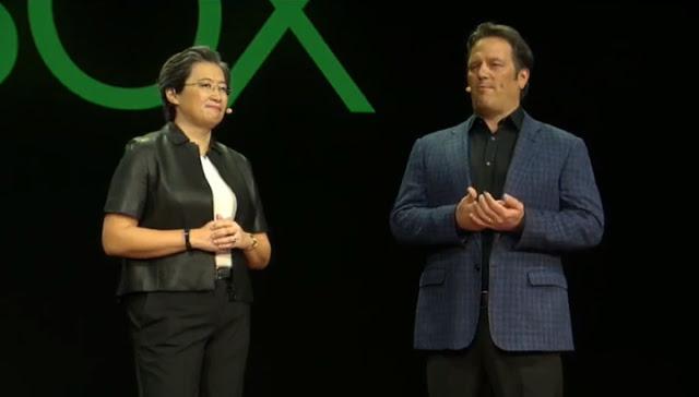 Фил Спенсер выступил на сцене AMD на CES 2019, рассказав о сотрудничестве по Xbox Scarlett