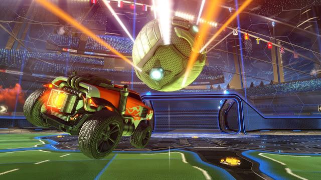 Rocket League получила кросс-платформенный мультиплеер между Xbox One и Playstation 4
