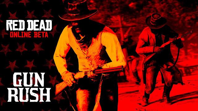 В Red Dead Redemption 2 добавили режим «Королевской битвы» на 32 человека