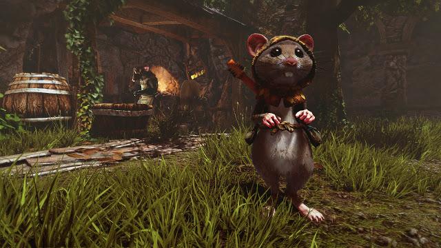 Полноценный релиз игры Ghost of a Tale состоится 12 марта на Xbox One