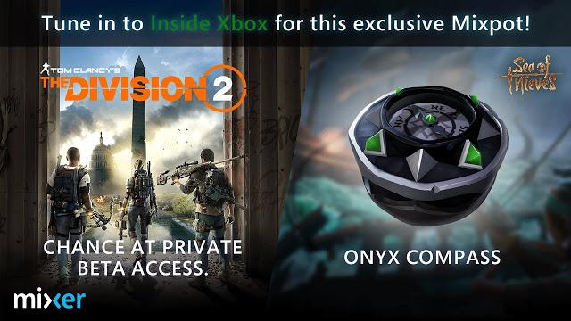 Доступ к бета-тесту The Division можно получить за просмотр Xbox Inside