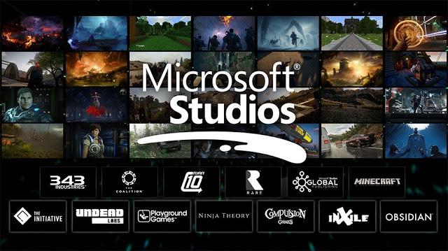 Microsoft Studios намерена наращивать количество игр от внутренних студий