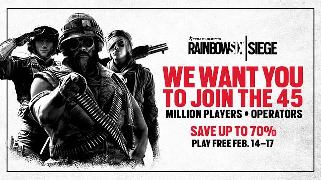 В Rainbow Six: Siege можно играть бесплатно на Xbox One на этих выходных