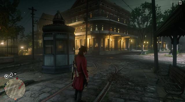 Из Red Dead Online на Xbox One пропали животные и персонажи