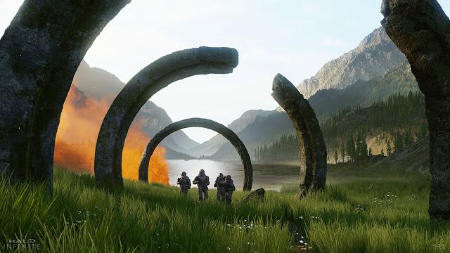 Новые подробности и слухи об игре HALO Infinite