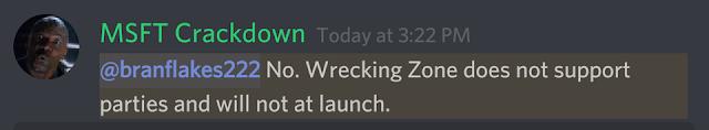 В мультиплеере Crackdown 3 нельзя будет объединиться в команду с друзьями