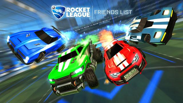 В Rocket League появятся кросс-платформенные команды и клубы уже 19 февраля