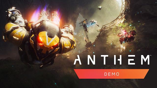 Демо-версия Anthem доступна на Xbox One всем желающим