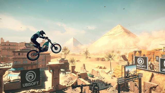 Клиент открытой бета-версии Trials Rising доступен для загрузки на Xbox One