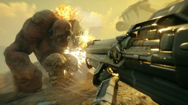 Rage 2 на Xbox One X будет работать в 1080p при 60 FPS