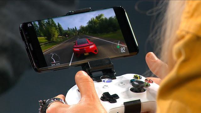 Microsoft показала стриминг Xbox игр на Android смартфоны