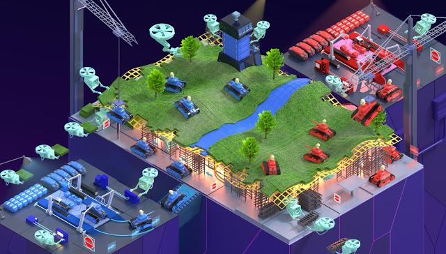 Microsoft анонсировала Game Stack и Xbox Live для iOS и Android