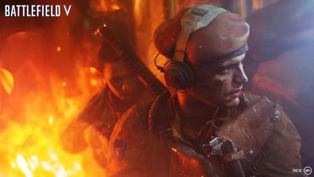 """""""Королевская битва"""" в Battlefield 5 появится до конца марта"""