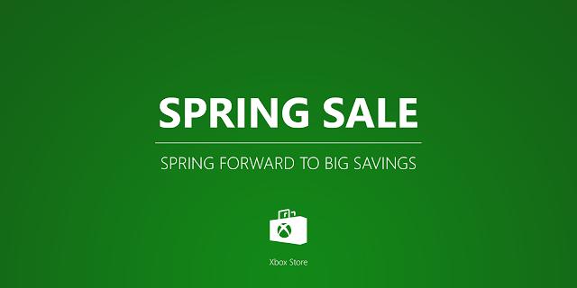 Скоро стартует весенняя распродажа игр в магазине Microsoft