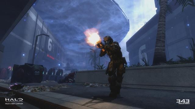 Halo Master Chief Collection: выйдет в Steam и получит Halo: Reach
